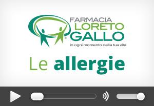 Allergie Farmacia Loreto Gallo