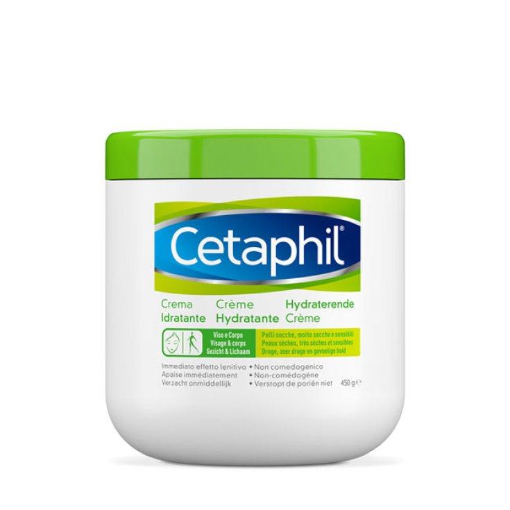 Cetaphil Moisturizing Cream Galderma 450g