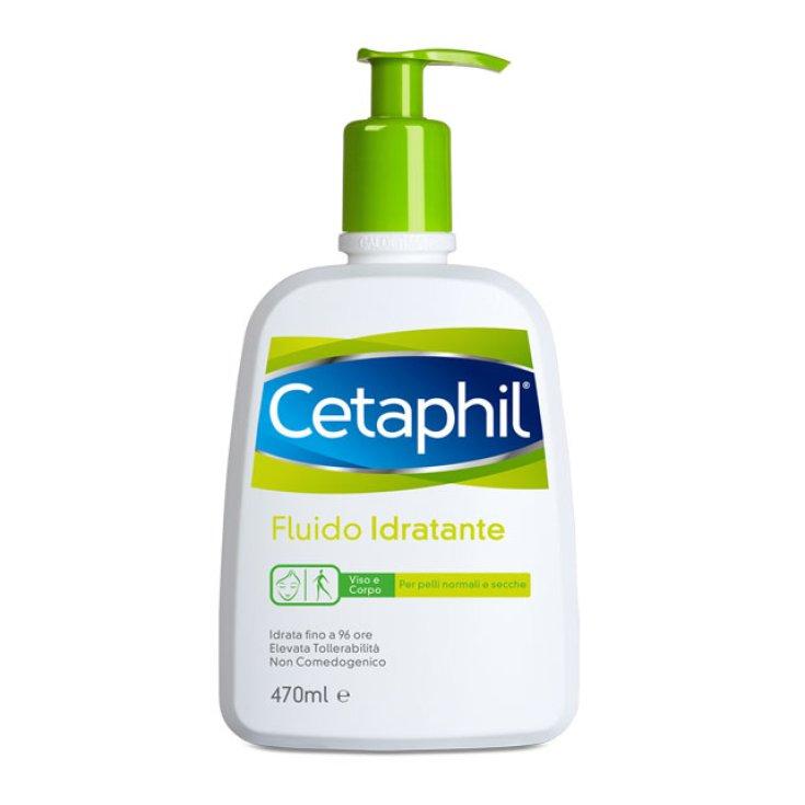 Cetaphil Moisturizing Fluid Galderma 470ml