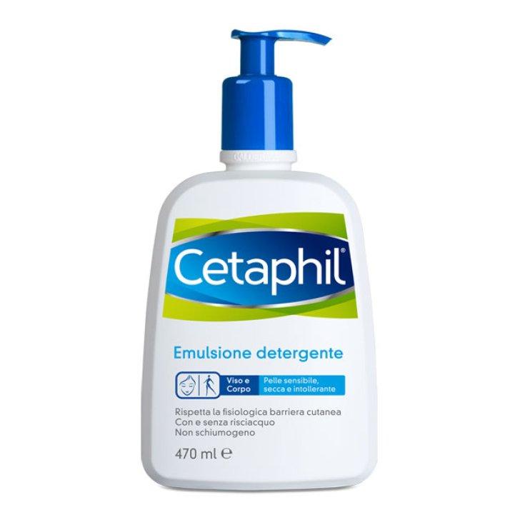 Cetaphil Galderma Cleansing Emulsion 470ml