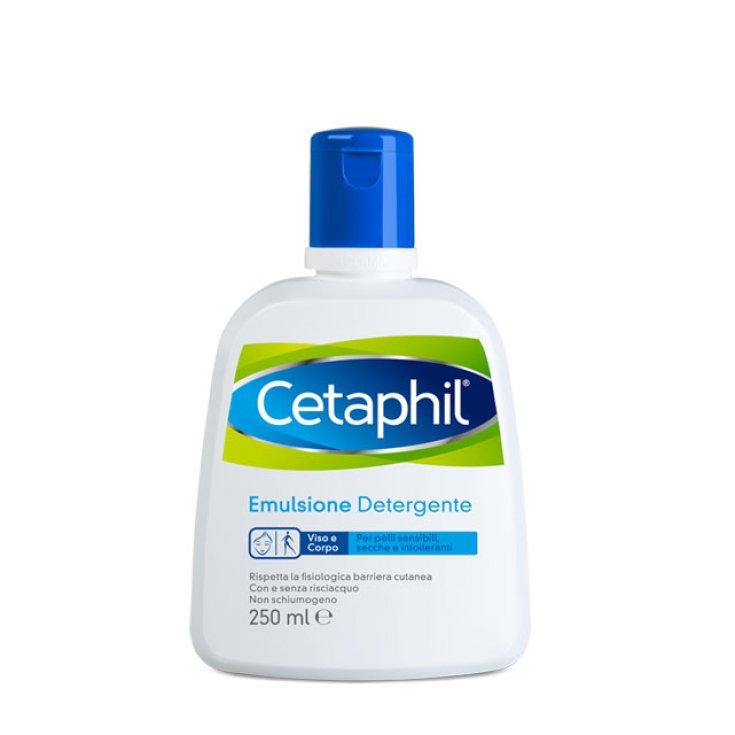 Cetaphil Galderma Cleansing Emulsion 250ml