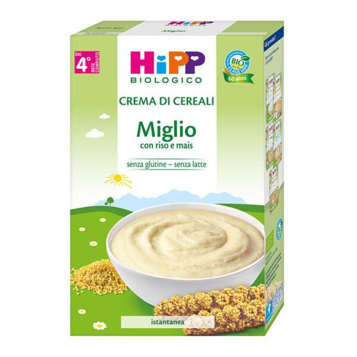 HiPP Organic By Millet 200g cream