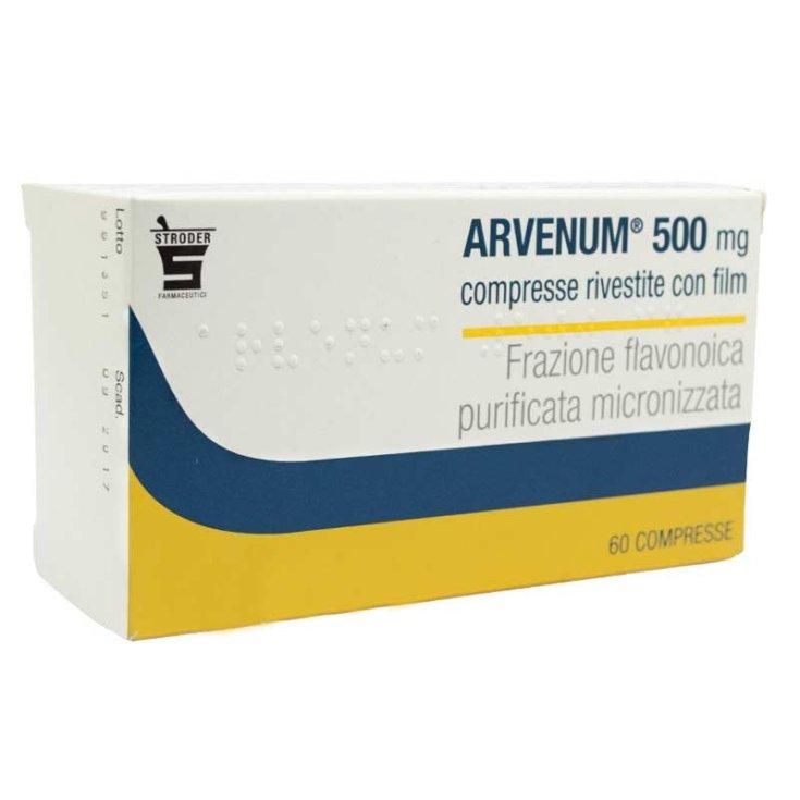 Arvenum 500mg 60 Coated Tablets