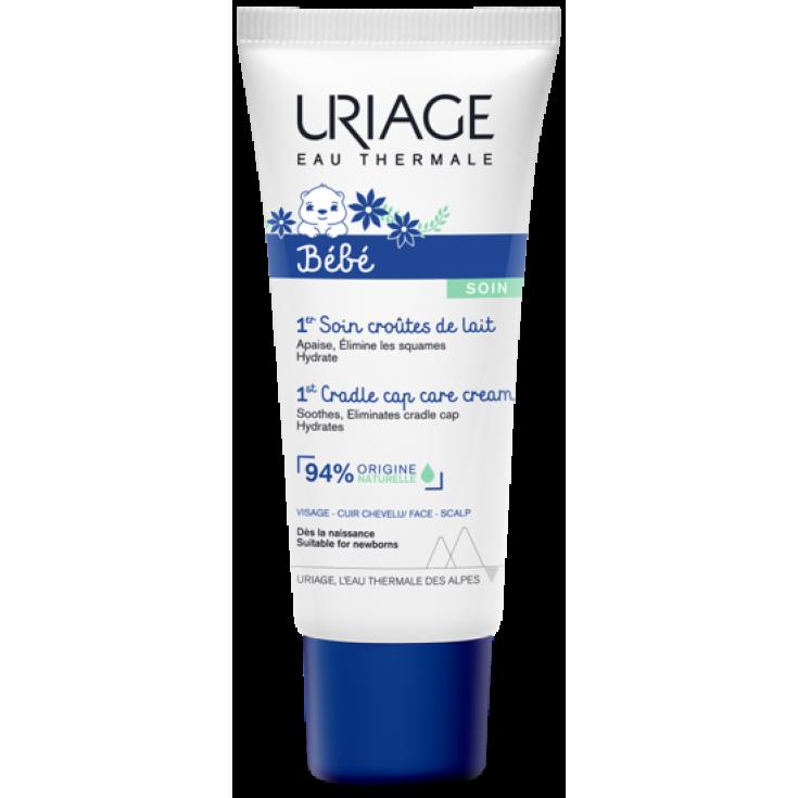 Uriage Bébé 1st Cradle Cap Care Cream Skincare 40ml