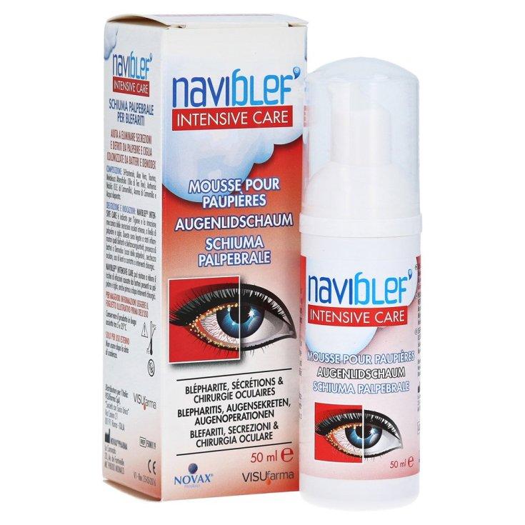 Visufarma Naviblef Intensive Care Eyelash Foam 50ml