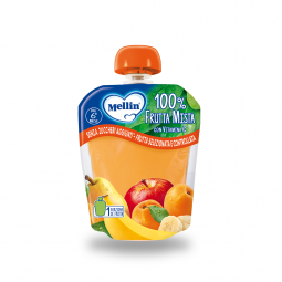 100% Mixed Fruit Mellin Snack 90g