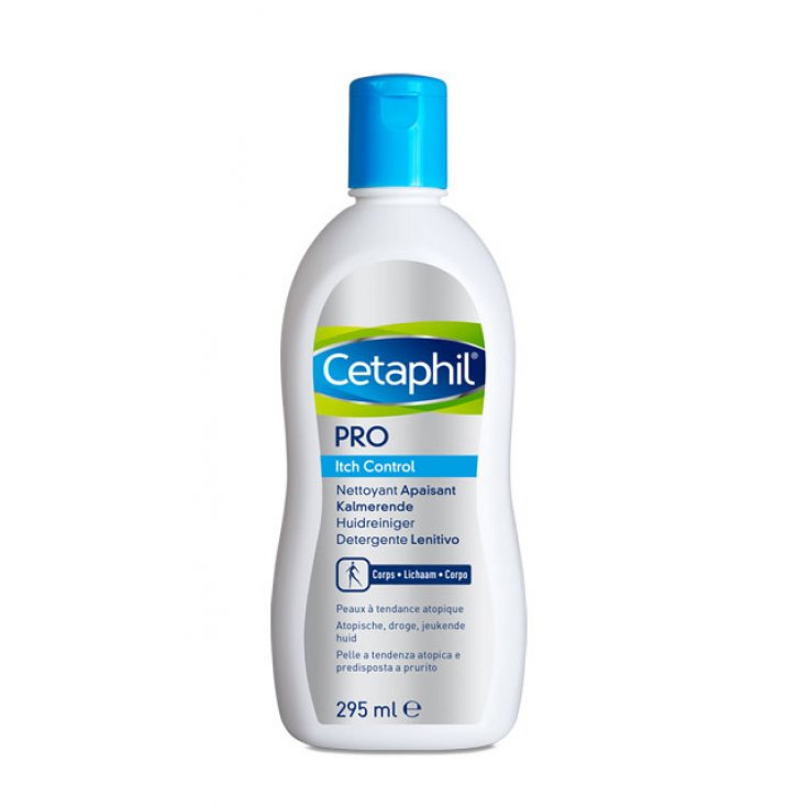 Cetaphil Pro Itch Control Galderma Soothing Cleanser 295ml
