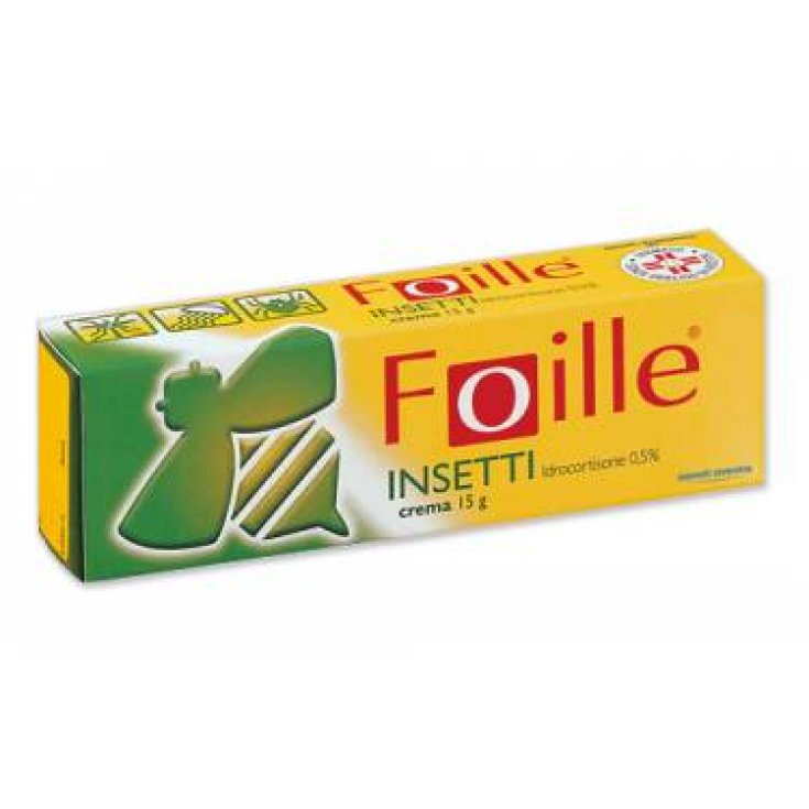 Foille Insects 0.5% Dermatological Cream 15g