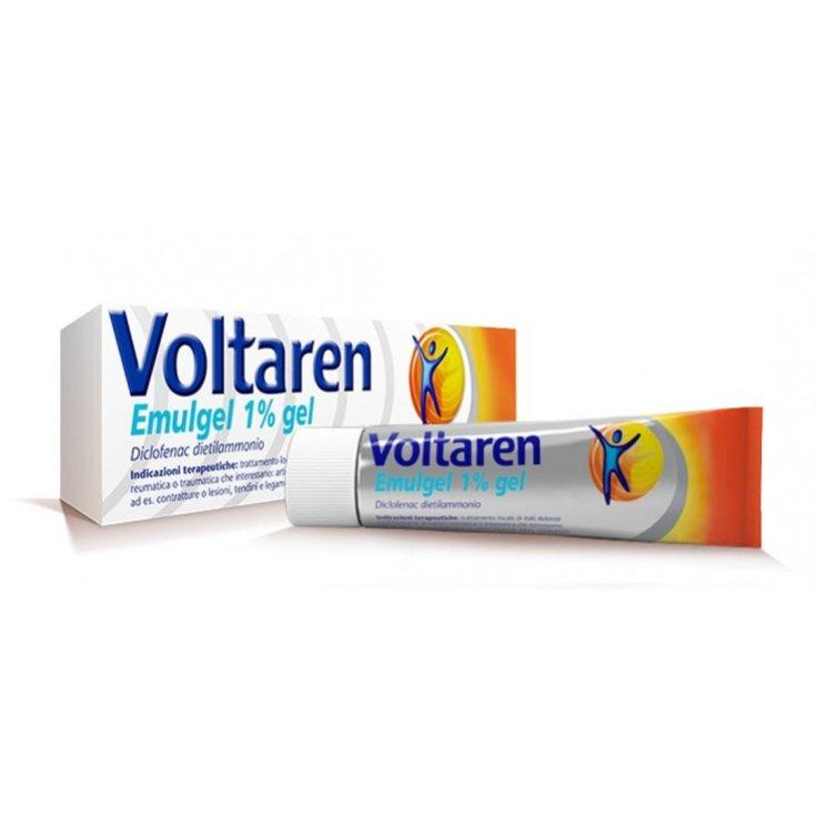 Novartis Farma Voltaren Emulgel * gel 1% 120g