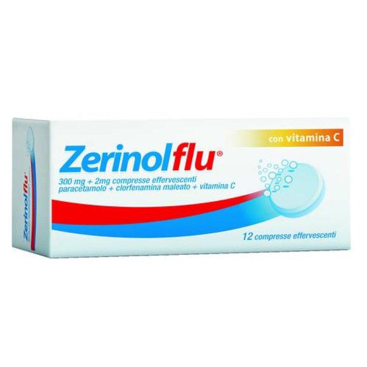 Sanofi Zerinolflu Medical Device 20 Effervescent Tablets