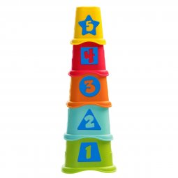 2 In1 Stackable Cups Smart2Play CHICCO 6-36 Months