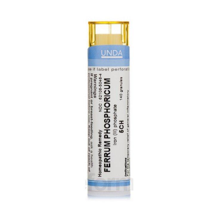 Cemon Unda Ferrum Phosphoricum 5Ch granules 6g