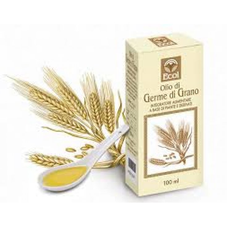 Ecol Wheat Germ Oil Food Supplement 100ml
