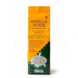 Argital Green Clay Dried In The Sun For Face And Body Fine Powder 2500g