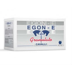 Acme Egon - E Granulate Complementary Feed For Horses 40 Bags x 25g
