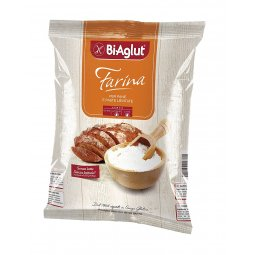 Bi-Aglut Flour For Bread And Pastries leavened Gluten 1kg