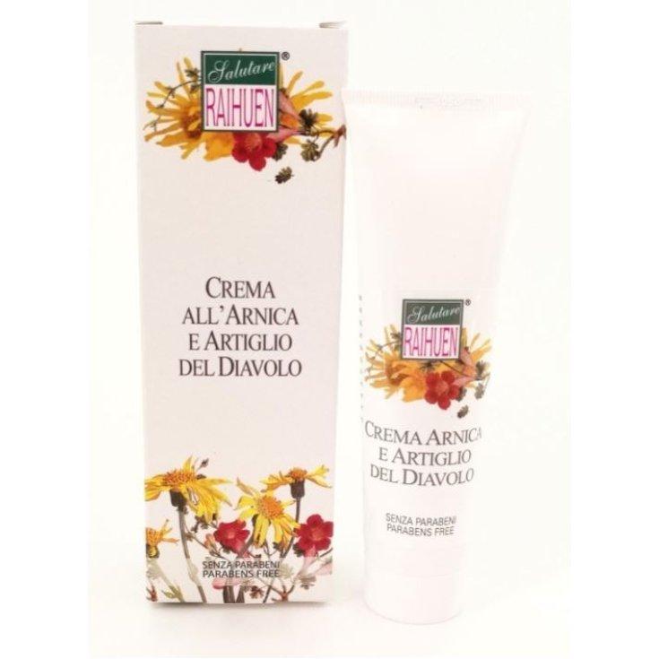 Natur Farma Arnica Cream And Devil's Claw 100ml