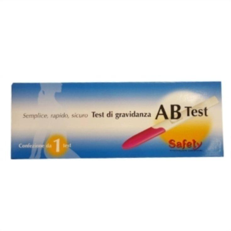Safety Prontex AB Test Pregnancy 1Test