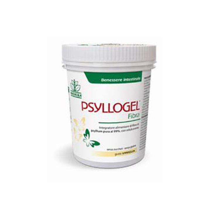 Nathura Psyllogel Fiber Dietary Supplement Taste Vanilla Pot From 170g