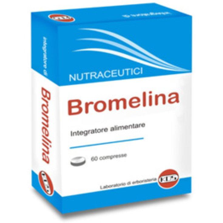Kos Bromelain Food Supplement 60 Tablets