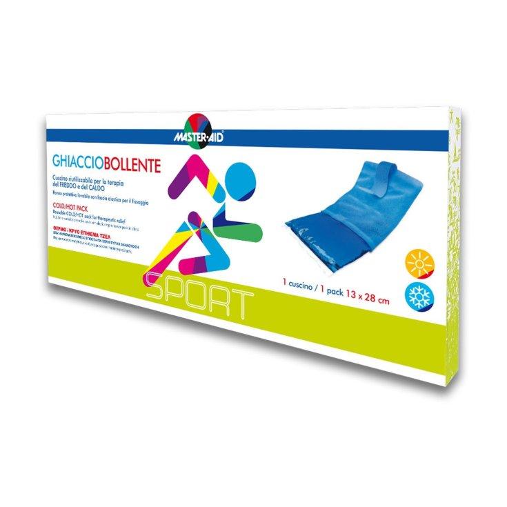Master-Aid® Sport Ice Ice 13x28cm 1 Pillow