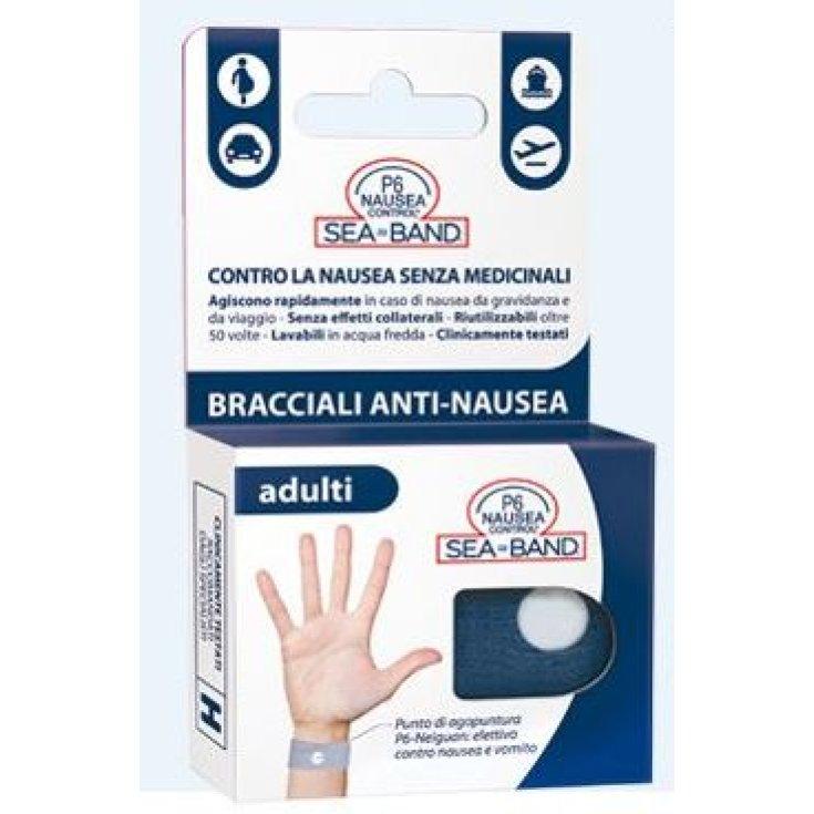 P6 Nausea Control Sea Band Anti-Nausea Bracelets Adults Medical Device