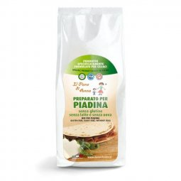 Anna's Bread Prepared For Piadina Without Gluten 250g
