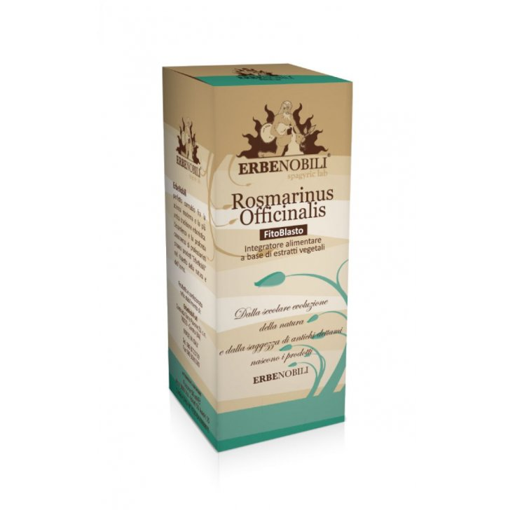 Erbenobili Rosmarinus Officinalis Food Supplement 50ml