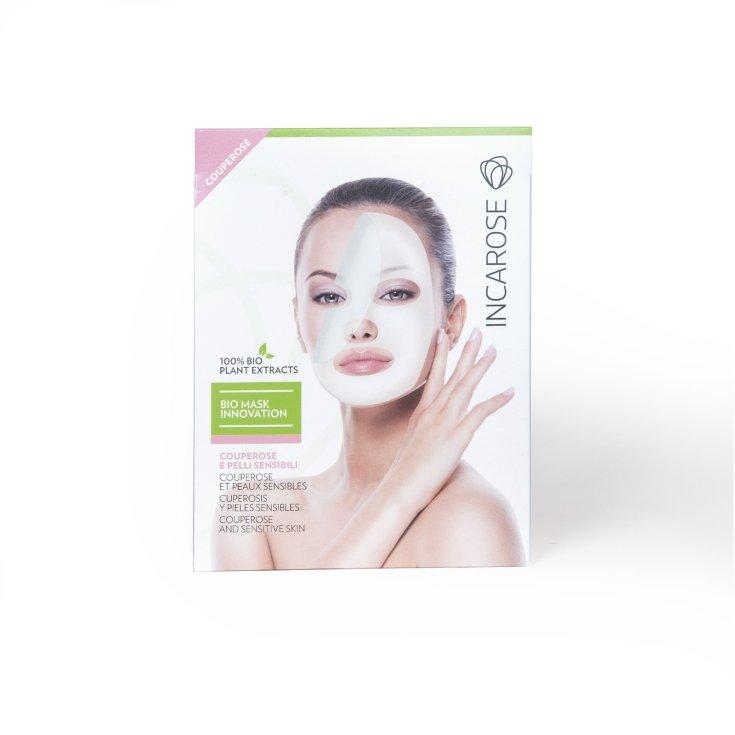 IncaRose Bio Mask Innovation Couperose / Sensitive Skin Face Treatment Mask 17ml