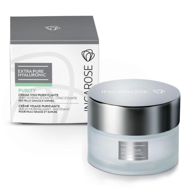 IncaRose EPH Purity Oily Skin Cream 50ml