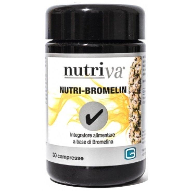 Nutri-fed Bromelin Food Supplement 30 Tablets