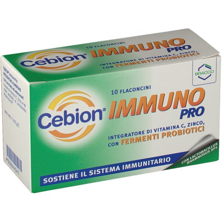 Bracco Cebion Immuno Pro Food supplement 10 10ml vials