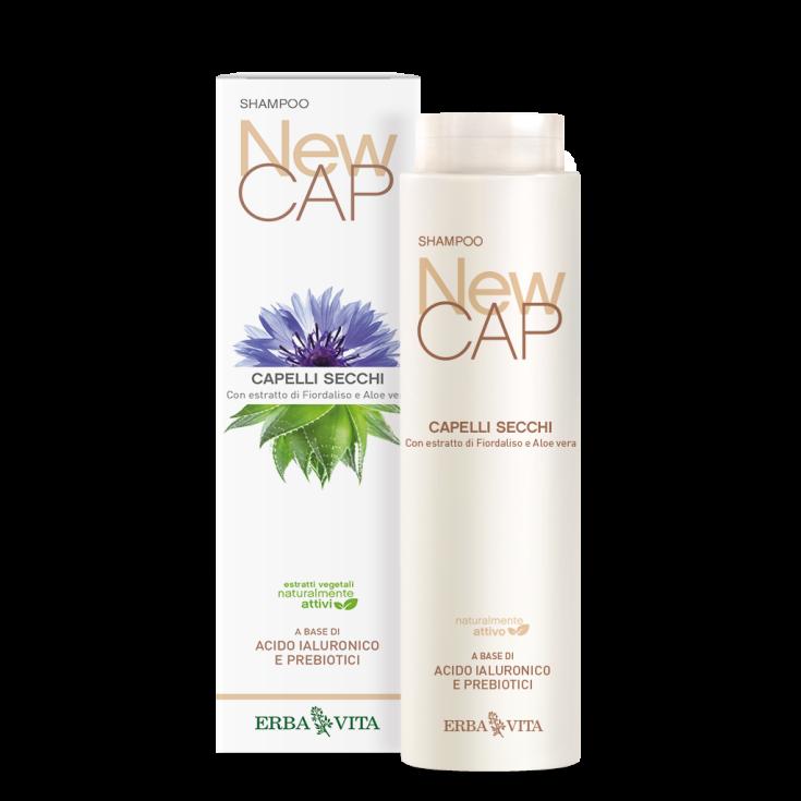 ErbaVita NewCap Shampoo Dry Hair 250ml
