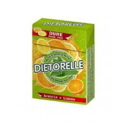 Dietorelle Hard Candy With Orange And Lemon With Stevia 40 Confetti