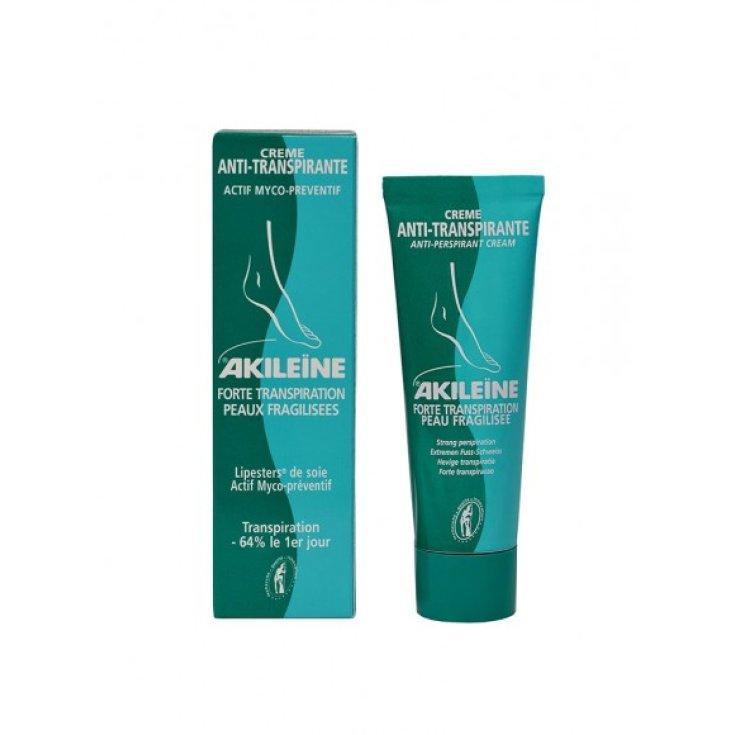 Akileine Cream Anti-Breathable Feet 50ml
