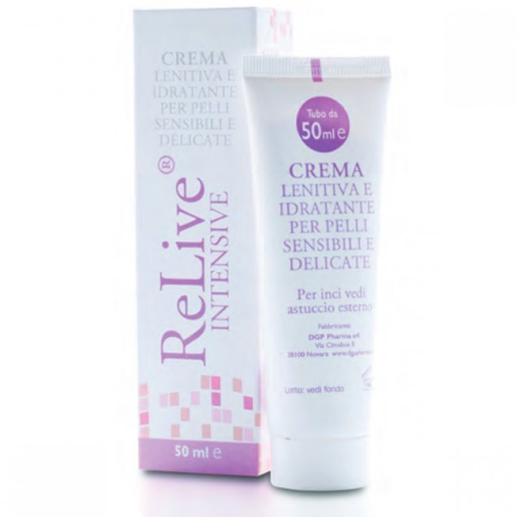 DGP Pharma Relive Intensive Cream 25ml