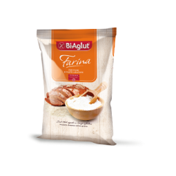 Biaglut Flour For Bread and leavened dough 500g