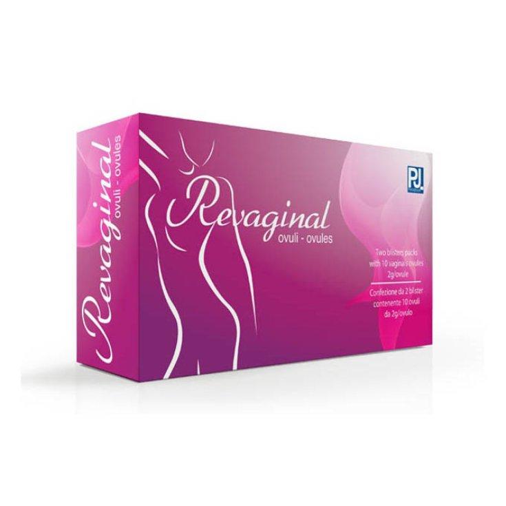 Pj Pharma Revaginal Ova Ova 10 Vaginal Dryness