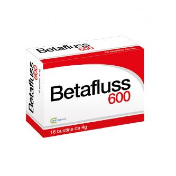 RNE Biofarma Betafluss 600 Food Supplement 16 Sachets