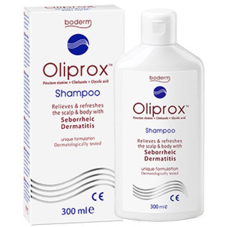 Logofarma Oliprox EC Dermatitis Seborrheic Shampoo 300ml