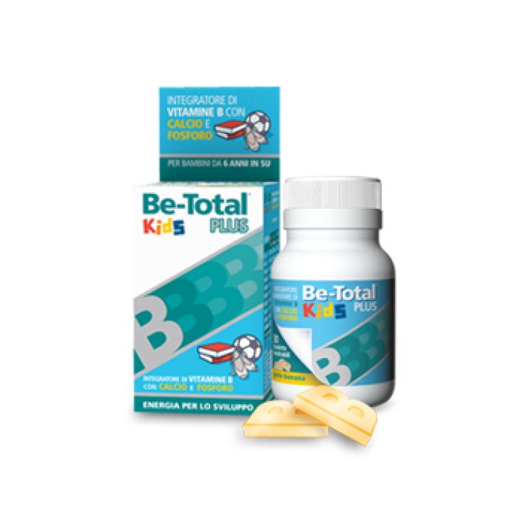 Be-Total Kids Plus Food Supplement 30 Tablets