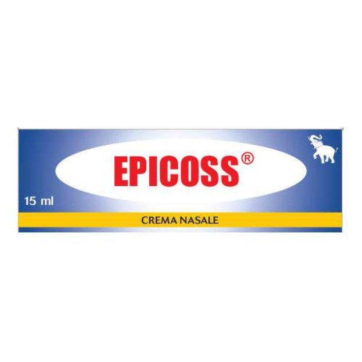 Medicoss Epicoss Nasal Cream 15ml