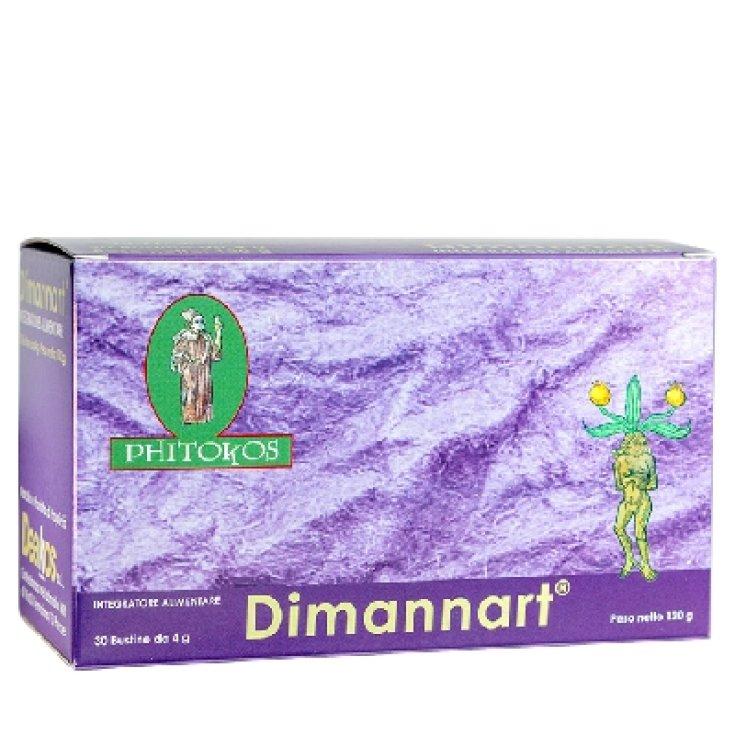 Deakos Dimannart Food Supplement 30 Sachets 4g