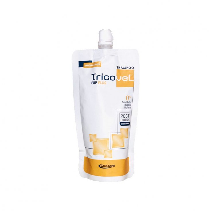 Giuliani Tricovel Delicate Hair Loss Shampoo 200ml