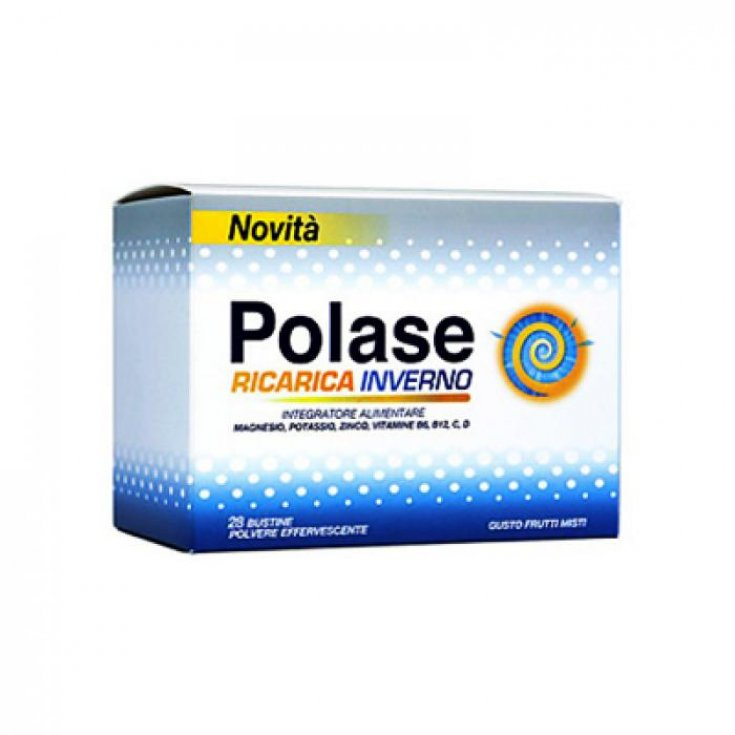 Polase Reload Winter Food Supplement 28 Sachets