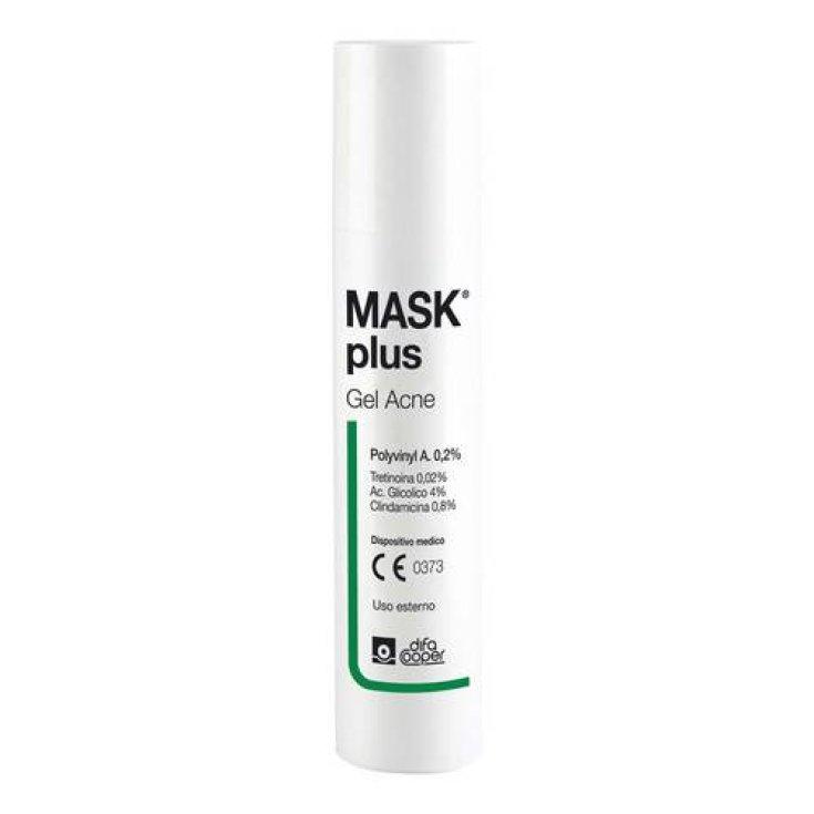 Mask Plus Gel Acne Medical Device 50ml