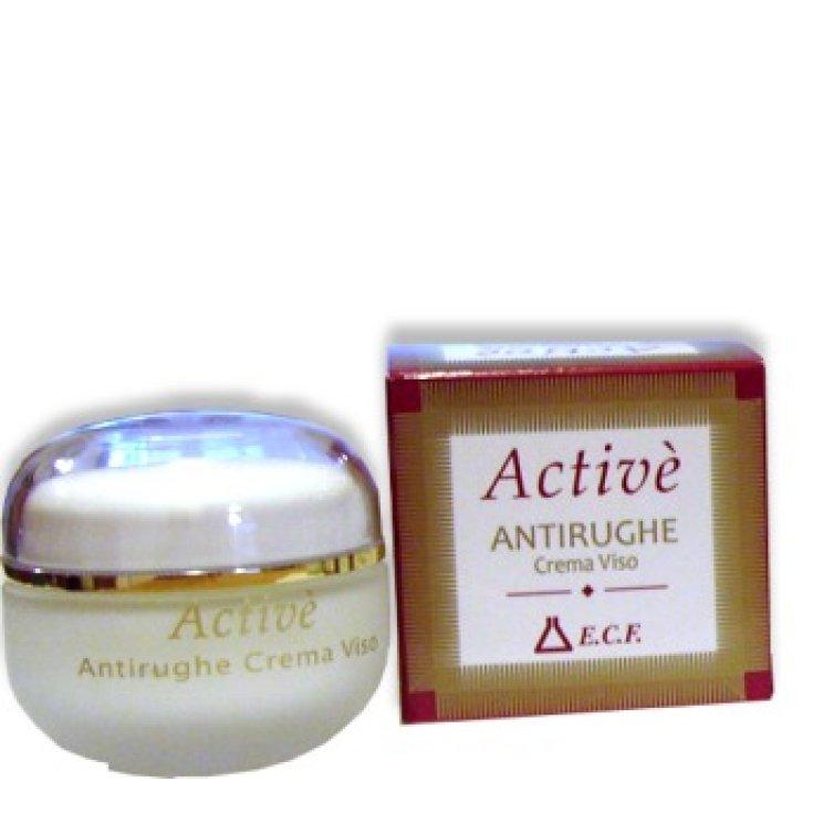 Ecf Line Activè Anti-Wrinkle Face Cream 50ml