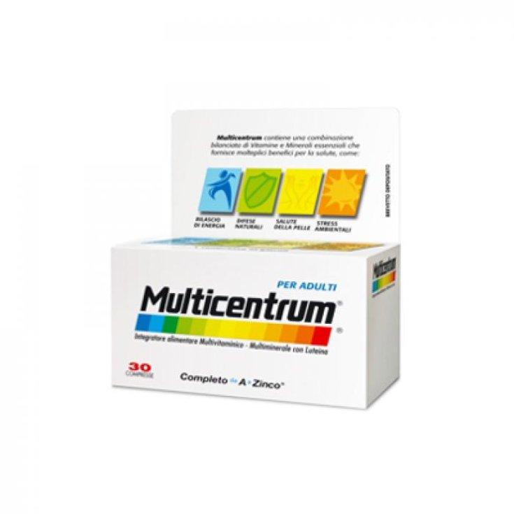Multicentrum Adults Food Supplement 30 Tablets