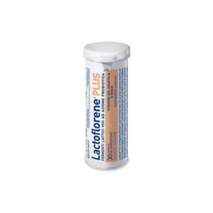 Montefarmaco Lactoflorene Plus Food Supplement 2x30 Casule