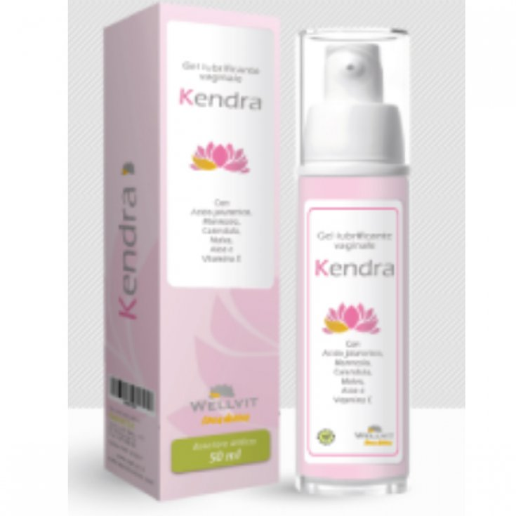 Wellvit Kendra Gel Vaginal Dryness 50ml bottle
